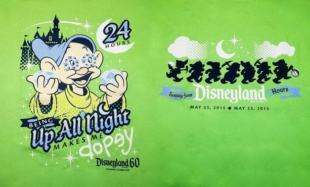 24-Hour Event Merchandise Sparkles at the Disneyland Resort