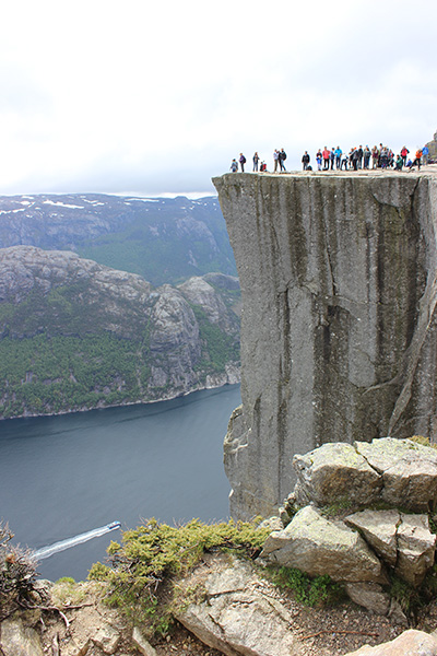 Norway Cruise Director Voyage Report: Striking Views and a Magical Proposal inStavanger