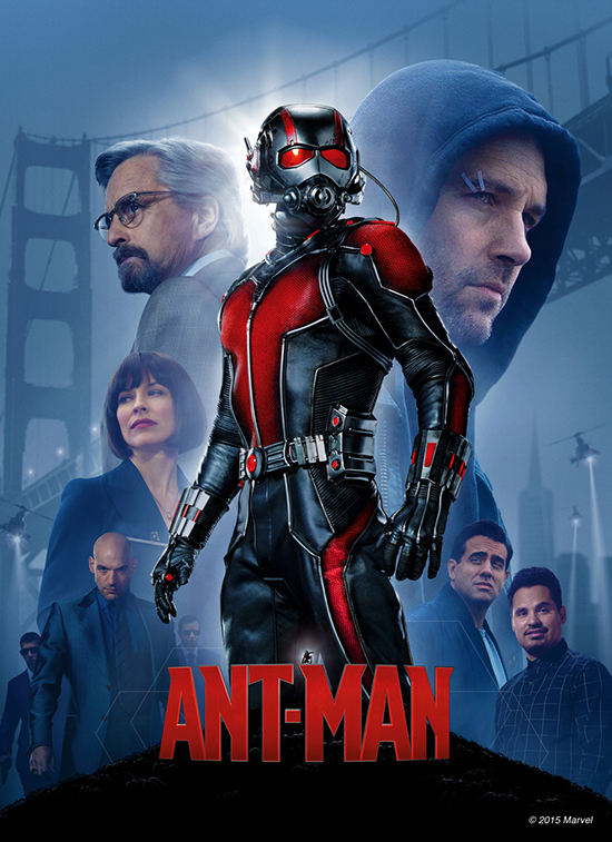Special Look at 'Ant-Man' Begins Today at Disney California Adventure Park