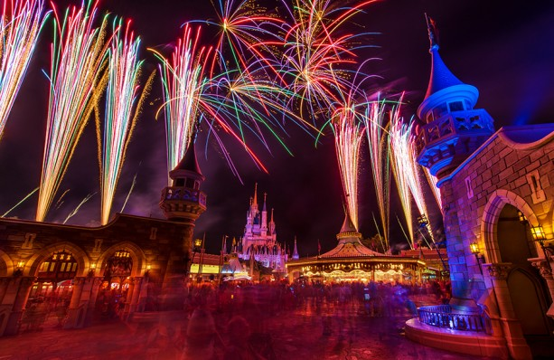 Disney Parks Salutes U.S. Military by Continuing Special Ticket, Room Rates