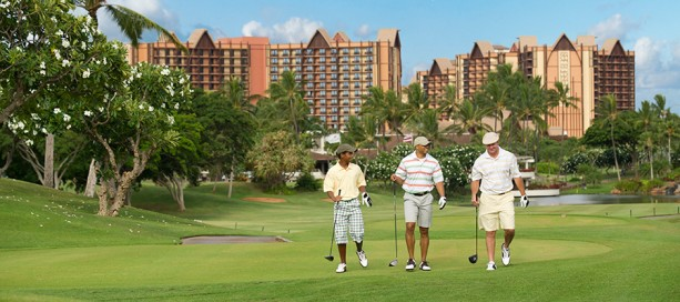 Say 'Mahalo' This Father's Day with a Round of Golf Next Door to Aulani, a Disney Resort & Spa