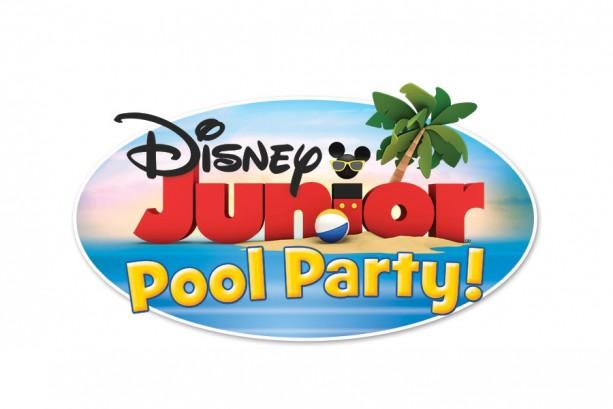 #DisneyKids: Disney Junior Pool Parties at Walt Disney World Resort
