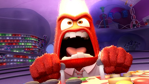 Learn to Draw Anger from Pixar's 'Inside Out' at Disney's Hollywood Studios