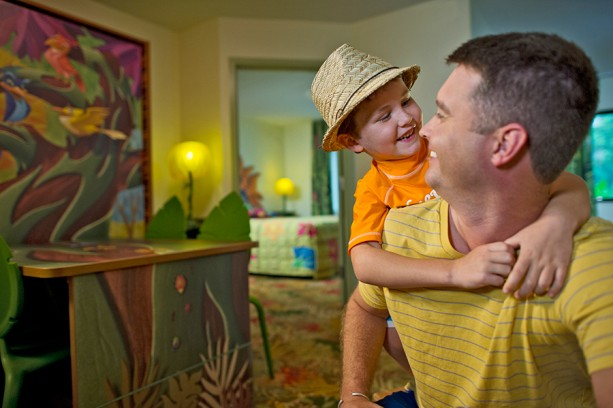 Sights and Sounds of Disney Parks: Playing It Cool at Walt Disney World Resort