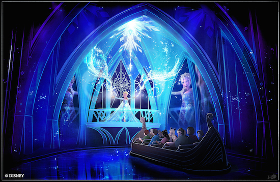First Look: 'Frozen Ever After' at Epcot