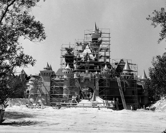 Building the Dream: The Making of Disneyland Park – Sleeping Beauty Castle – Part Two