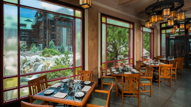 New Chef, New Menu Items for Artist Point at Disney's Wilderness Lodge