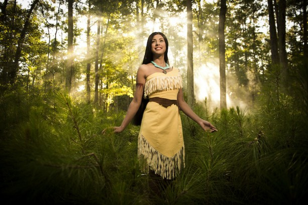 PHOTO GALLERY: Pocahontas Marks 20Years