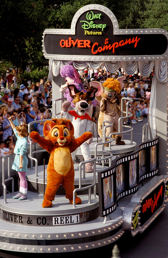 Disney Days Of Past: Remember 'Oliver & Company'?
