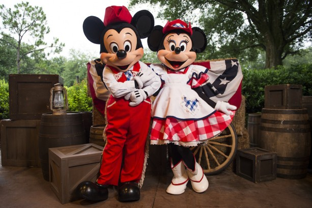 Mickey's Backyard BBQ Serving up Fun Four Days per Week at Walt Disney World Resort