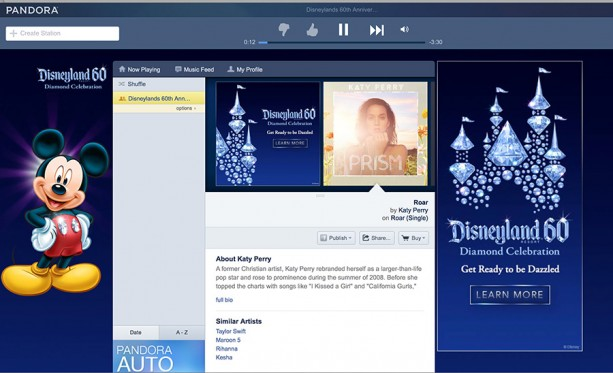 Summer Sounds Inspired by the Disneyland Resort Diamond Celebration Now on Pandora