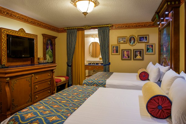 Room With A View: Disney's Port OrleansRiverside