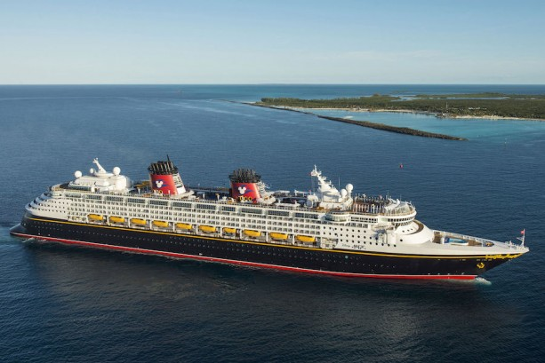 Travel + Leisure Readers Rank Disney Cruise Line #1