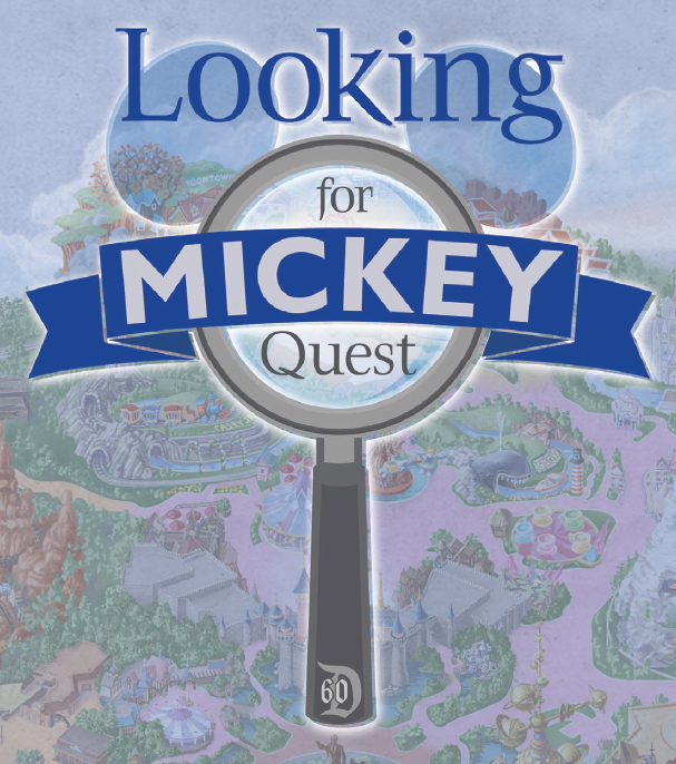 Take Part in the 'Looking for Mickey Quest' at the Disneyland Resort