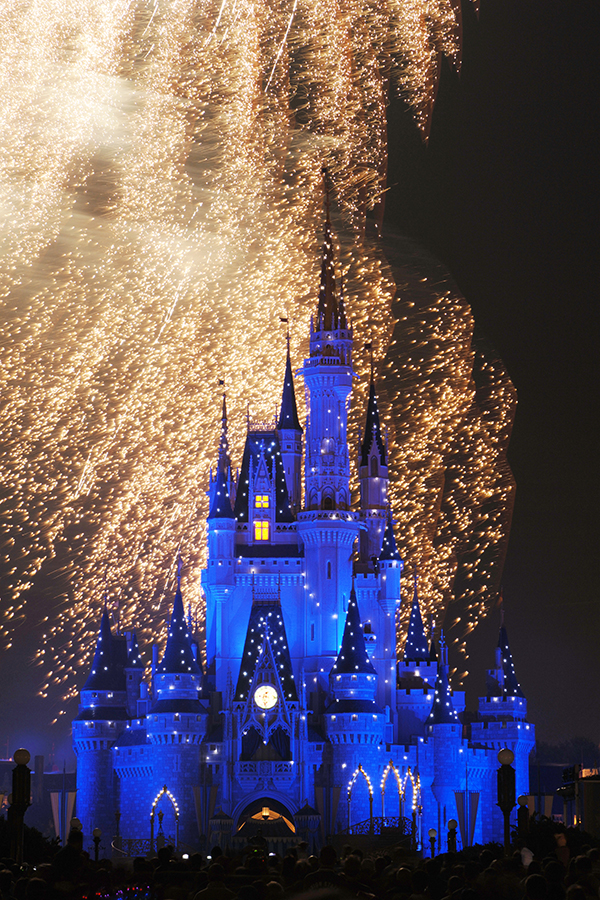 Disney Parks After Dark: Seeing 'Wishes' at Magic Kingdom Park