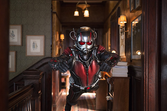 Disney Parks Blog Readers Invited to 'Ant-Man' Special Advanced Screening at the Disneyland Resort