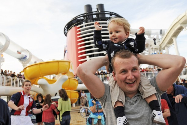 Cruising with Little Ones: Tips from the Disney Parks Moms Panel
