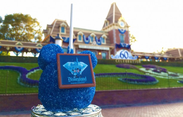 Treat Yourself to Candy Kitchen Sweets for the Disneyland Resort Diamond Celebration