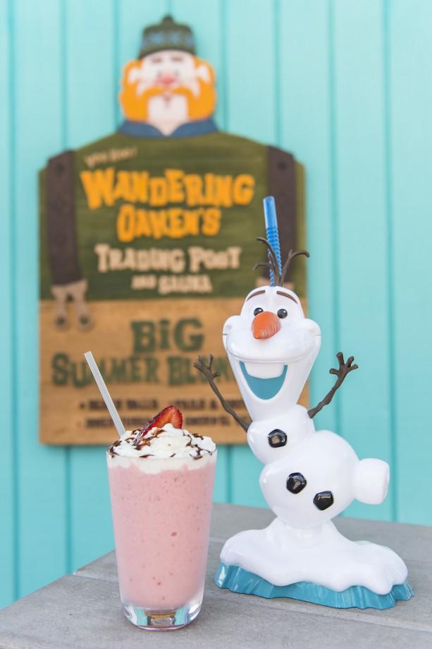 Disney Cruise Line's Summertime Freeze Recipe: Warm Hugs