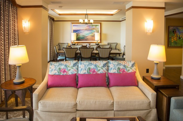 A Home Away From Home at Aulani, a Disney Resort & Spa: 3-Bedroom Grand Villa