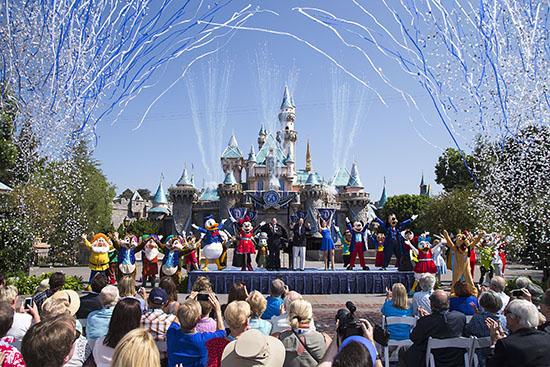 Disneyland Resort Celebrates 60th Anniversary and Announces Million Dollar Dazzle Program Benefiting LocalNonprofits