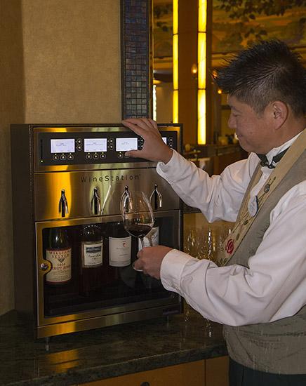 Your Chance to Sip a Rare Wine at Napa Rose at Disney's Grand Californian Hotel&Spa
