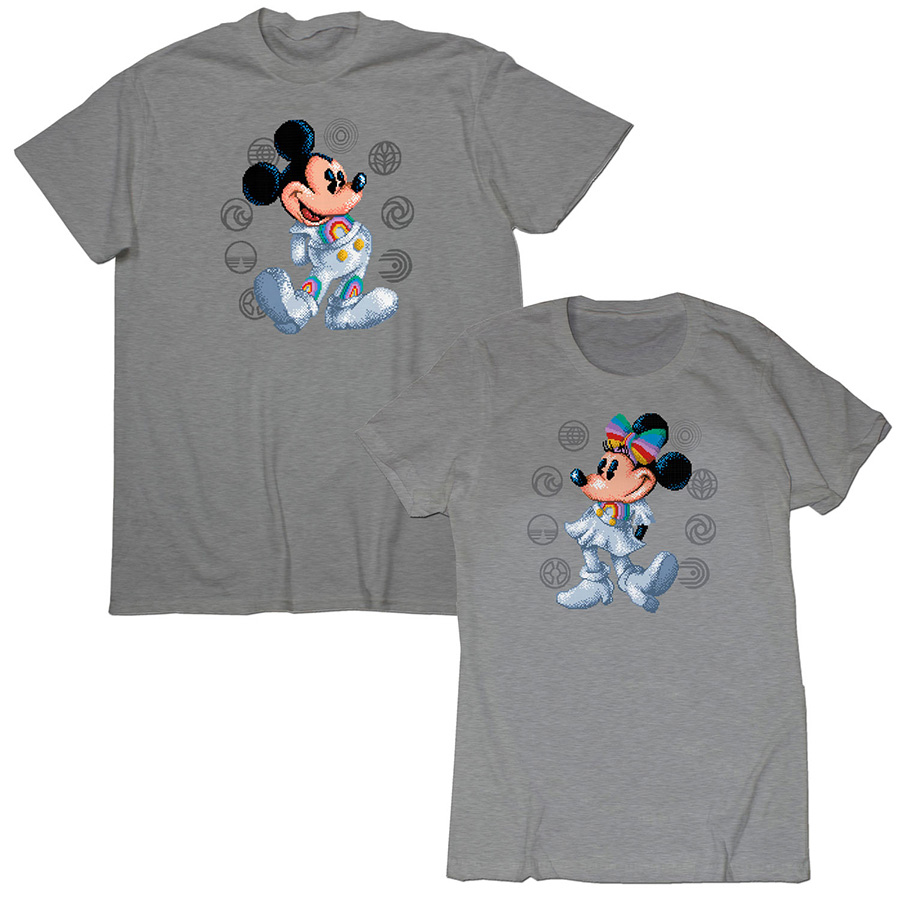 Disney Parks Online Store Releasing New Shirts in August 2015