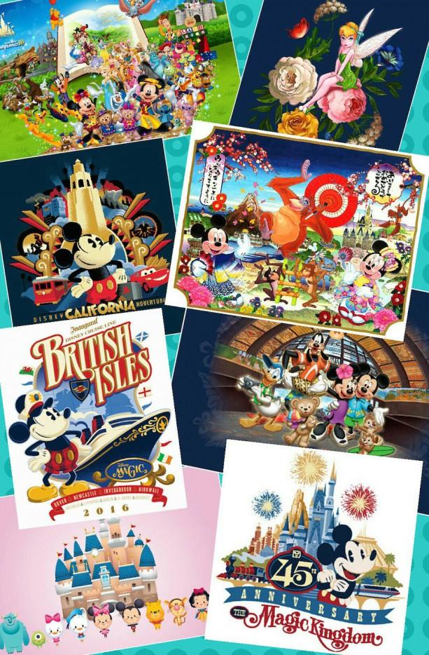 Looking Back at D23 EXPO 2015 Disney Theme Park Merchandise