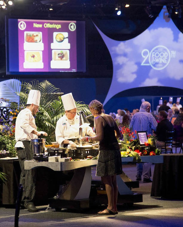 Some Favorite Ways to Experience Epcot International Food & Wine Festival Sept. 25-Nov. 16