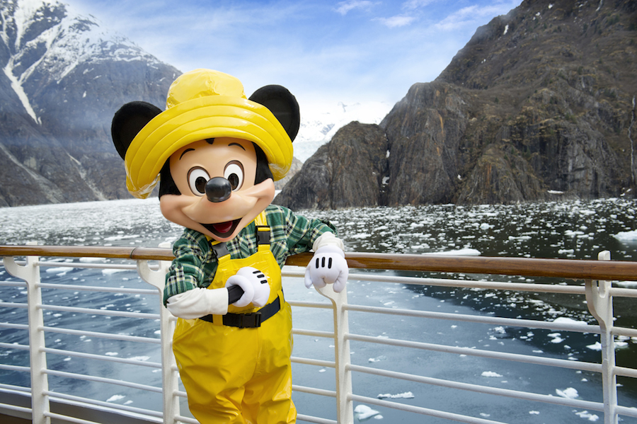 Who Wore it Best on a Disney Cruise to Alaska?