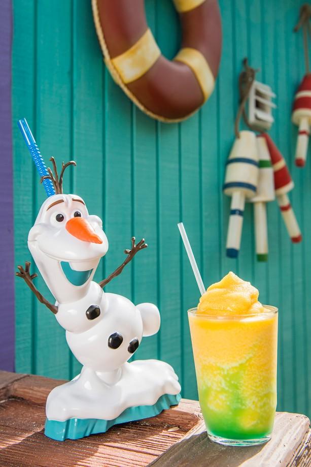 Disney Cruise Line's Summertime Freeze Recipe: Frozen Heart