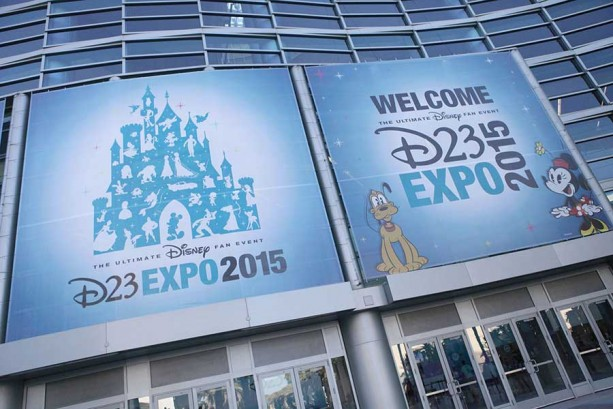 Top 10 Things I Discovered at the D23 EXPO2015