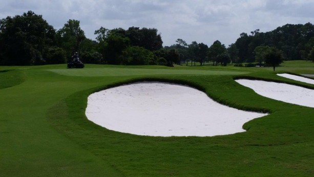 Playing in the Sand With Disney Golf at Walt Disney World Resort