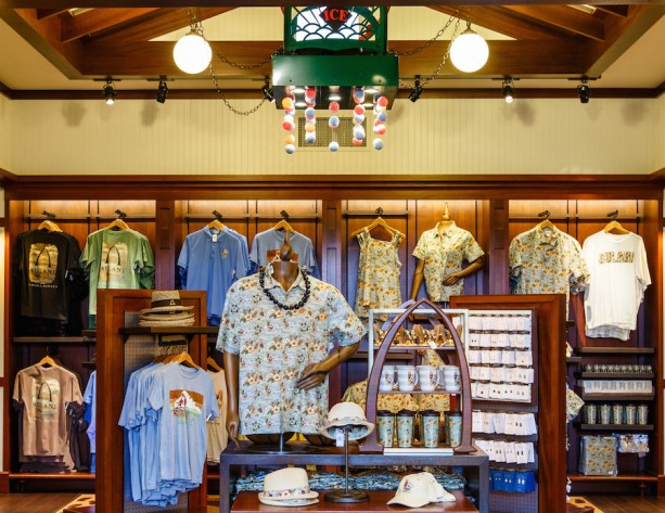 Unforgettable Details of Aulani, a Disney Resort & Spa: Kalepa's Store
