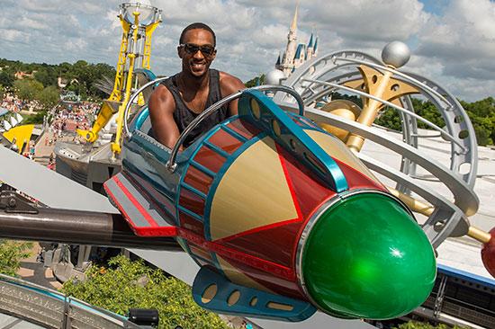 Summer Celebrity Roundup at Walt Disney World Resort