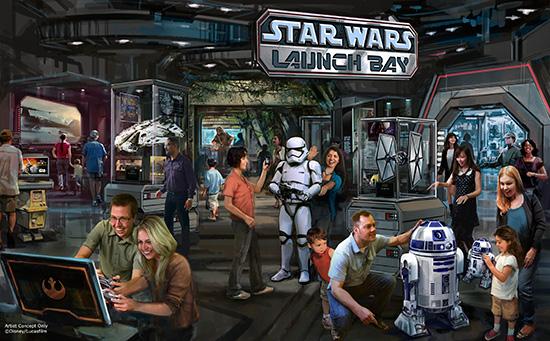 Star Wars Enhancements, New Experiences Coming Soon to Walt Disney World and Disneyland Resorts