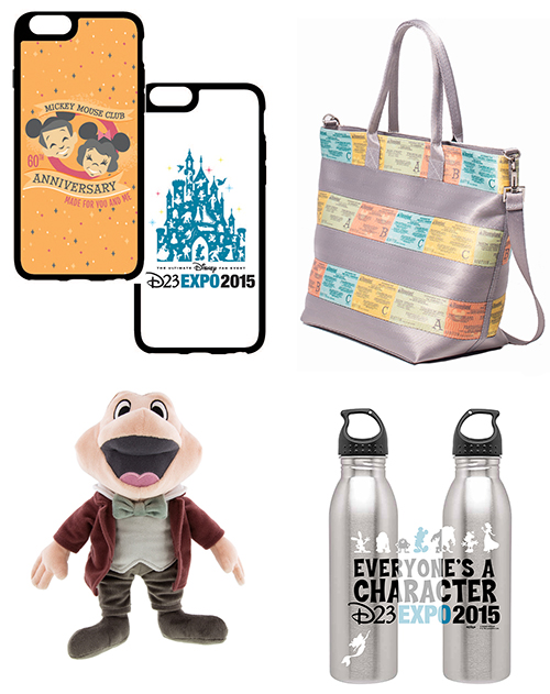 Shopper's Guide to the Disney Dream Store at D23 EXPO 2015