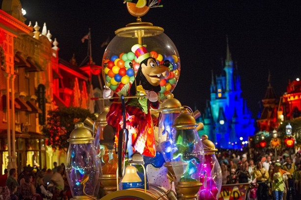 It's Almost Time for Mickey's Not-So-Scary Halloween Party at Magic Kingdom Park