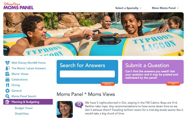 Moms Panel Monday: Afternoon Break Ideas for Kids (and Parents)!