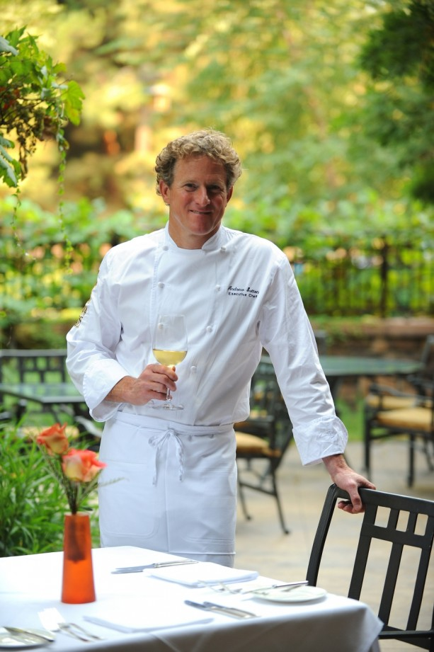 Napa Rose Executive Chef Andrew Sutton Wins 'Chef of Year' in Golden Foodie Awards