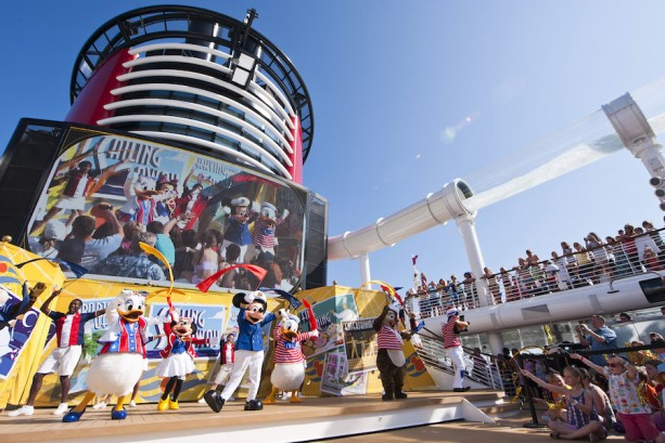 10 Tips for First-Time Disney Cruisers