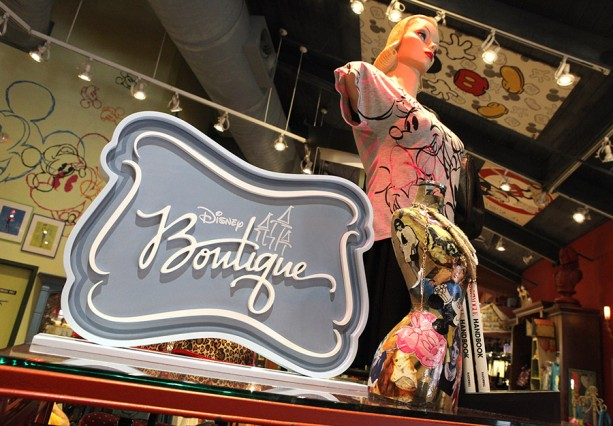 VIDEO – Inside Look at the Disney Boutique Collection Designed for Fun Loving Disney Fans