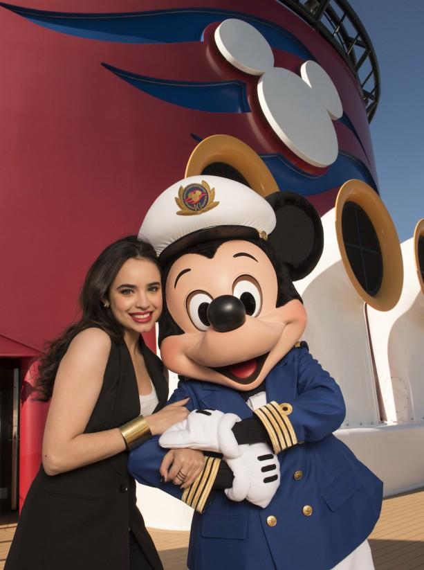 'Descendants' Star Sofia Carson on the Disney Fantasy