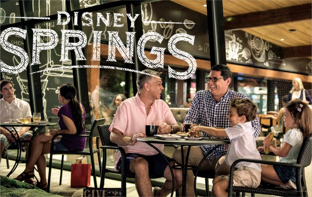 It's Official – 'Downtown Disney' is Now 'Disney Springs'