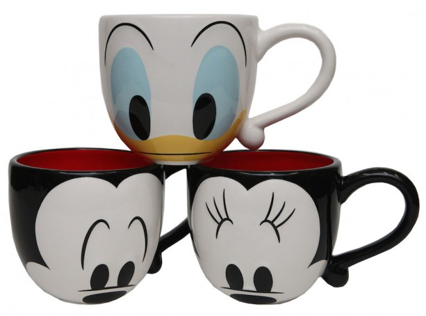 Celebrate National Coffee Day with a Look Ahead to New Mugs Coming to Disney Parks