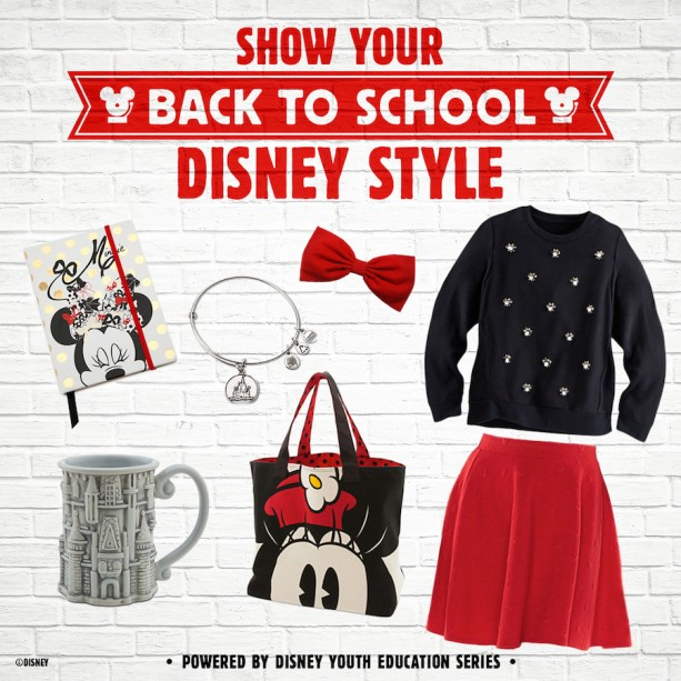 Show Your Back-to-School Disney Style