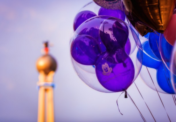 Disney Parks After Dark: Balloons at Disney's Hollywood Studios