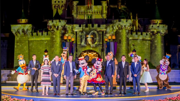 Hong Kong Disneyland Resort Celebrates 10 Years and Announces New Entertainment and Experiences