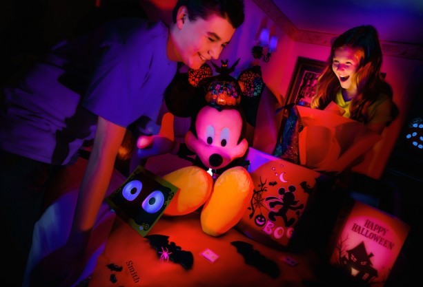 Halloween Tricks and Treats from Disney Floral & Gifts