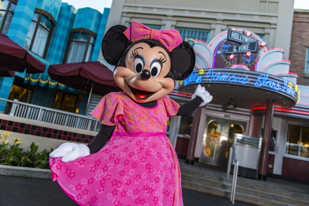 Minnie's Seasonal Dine at Hollywood & Vine – Now Year 'Round!